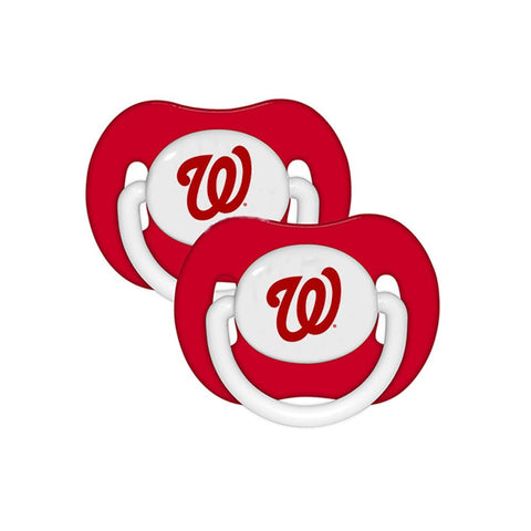 Washington Nationals MLB BPA Free Pacifier (2 Pack)