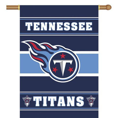 Tennessee Titans NFL 2-Sided Banner (28 x 40)
