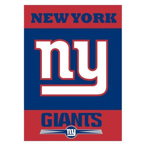 New York Giants NFL 2-Sided Banner (28 x 40)