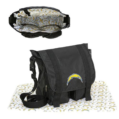 San Diego Chargers NFL Sitter Baby Diaper Bag
