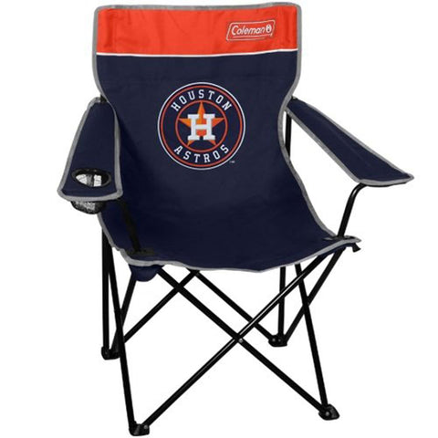 Houston Astros MLB Broadband Quad Chair