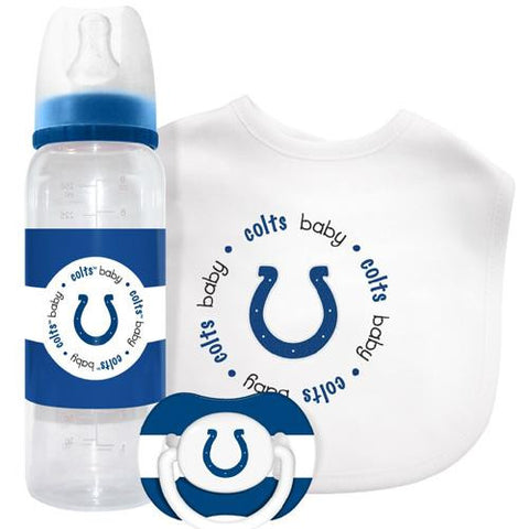 Indianapolis Colts NFL Baby Gift Set