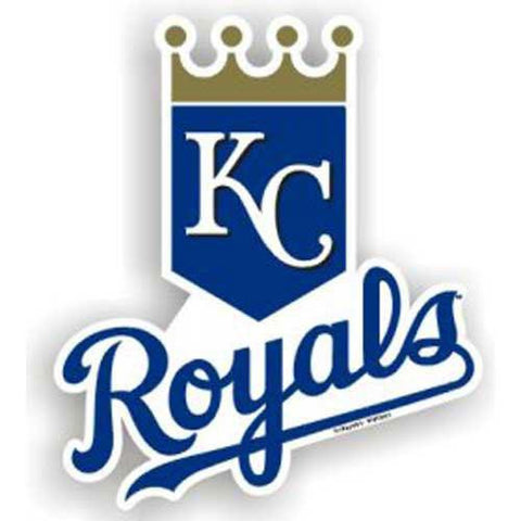 Kansas City Royals MLB 12 Car Magnet