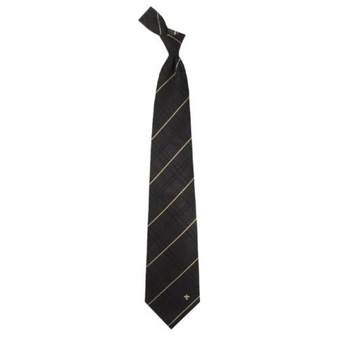 New Orleans Saints NFL Oxford Woven Mens Tie