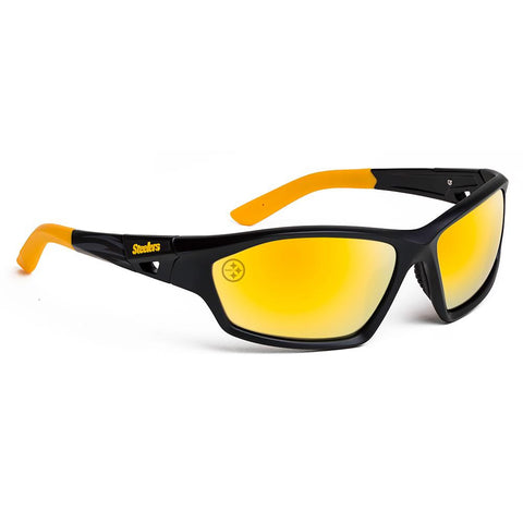 Pittsburgh Steelers NFL Adult Sunglasses Lateral Series