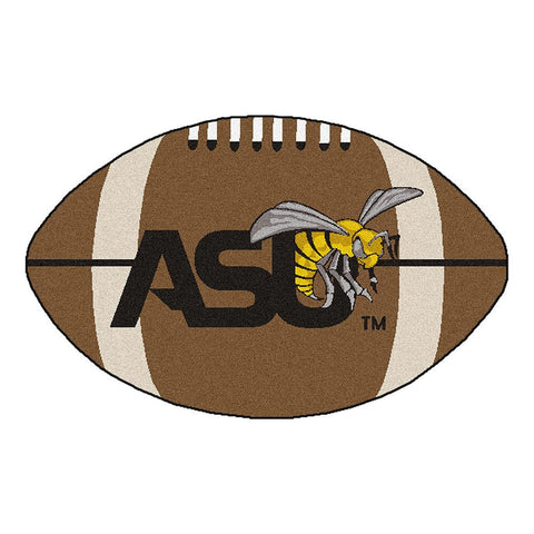 Alabama State Hornets NCAA Football Floor Mat (22x35)