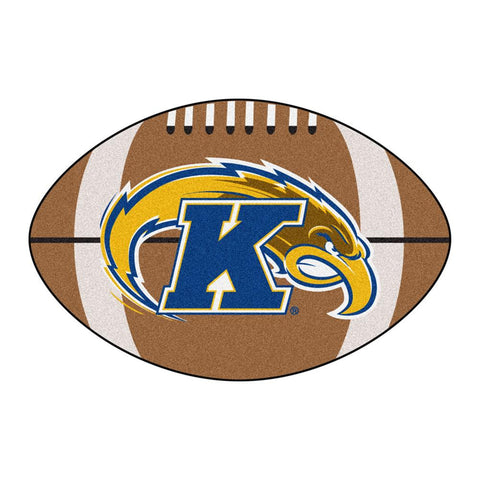 Kent Golden Flashes NCAA Football Floor Mat (22x35)