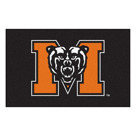 Mercer Bears NCAA Ulti-Mat Floor Mat (5x8')