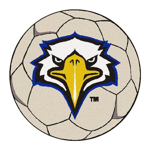 Morehead State Eagles NCAA Soccer Ball Round Floor Mat (29)