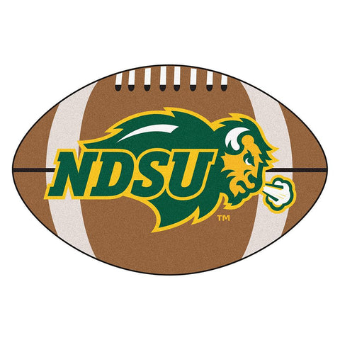 North Dakota State Bison NCAA Football Floor Mat (22x35)