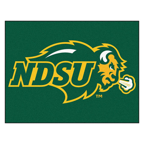 North Dakota State Bison NCAA All-Star Floor Mat (34x45)