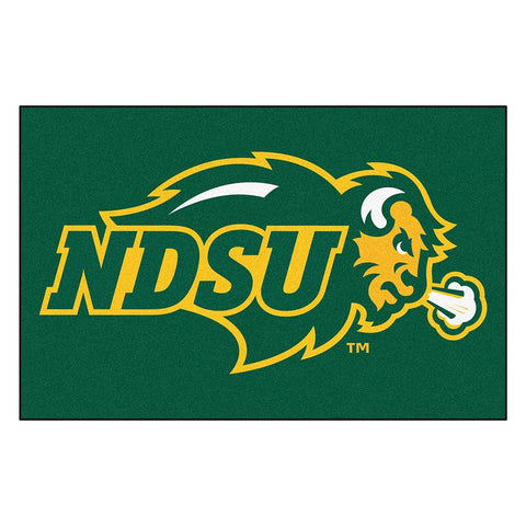 North Dakota State Bison NCAA Starter Floor Mat (20x30)