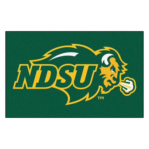 North Dakota State Bison NCAA Ulti-Mat Floor Mat (5x8')