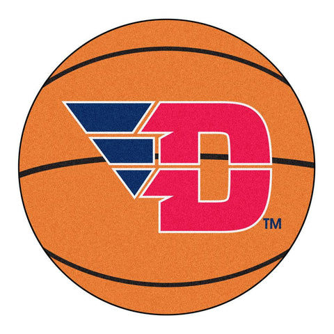 Dayton Flyers NCAA Basketball Round Floor Mat (29)