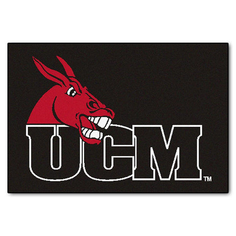 Central Missouri State NCAA Starter Floor Mat (20x30)