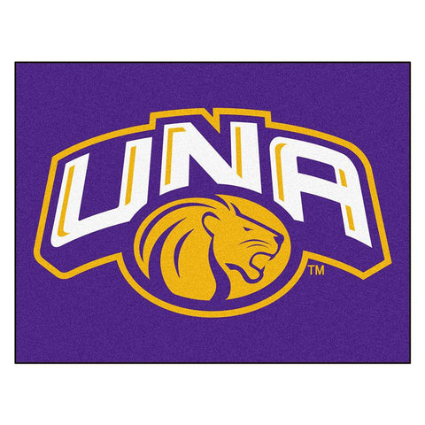 North Alabama Lions NCAA All-Star Floor Mat (34x45)