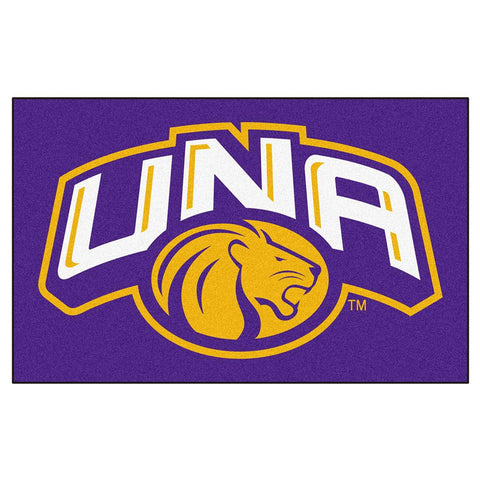 North Alabama Lions NCAA Ulti-Mat Floor Mat (5x8')