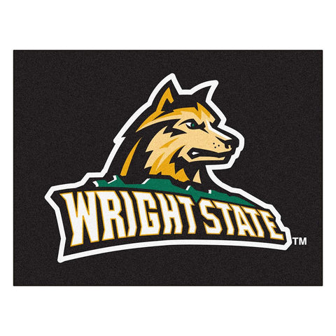 Wright State Raiders NCAA All-Star Floor Mat (34x45)