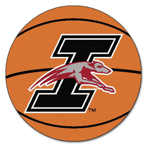 Indianapolis Greyhounds NCAA Basketball Round Floor Mat (29)