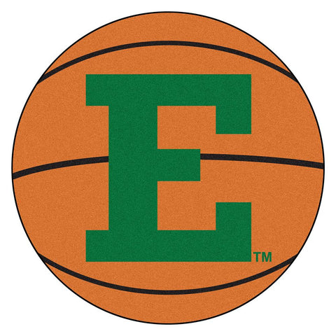Eastern Michigan Eagles NCAA Basketball Round Floor Mat (29)