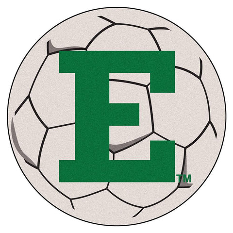 Eastern Michigan Eagles NCAA Soccer Ball Round Floor Mat (29)