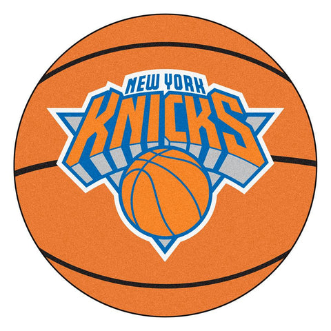 New York Knicks NBA Basketball Mat (29 diameter)