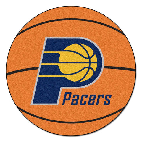 Indiana Pacers NBA Basketball Mat (29 diameter)