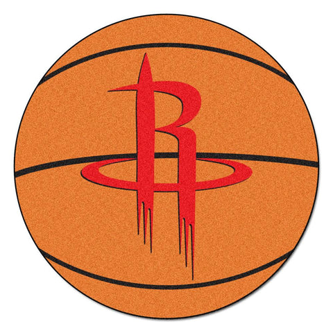 Houston Rockets NBA Basketball Mat (29 diameter)