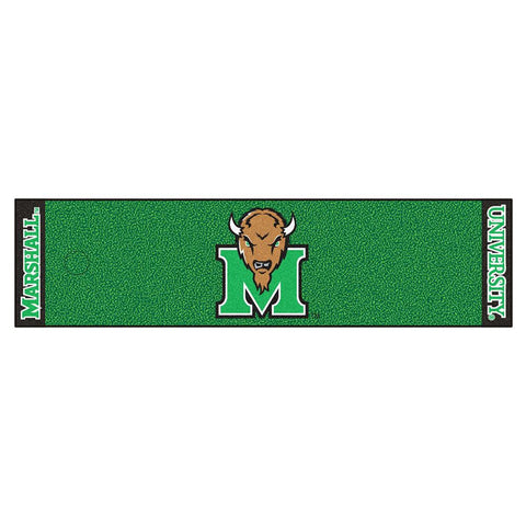 Marshall Thundering Herd NCAA Putting Green Runner (18x72)