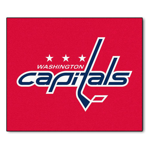Washington Capitals NHL 5x6 Tailgater Mat (60x72)