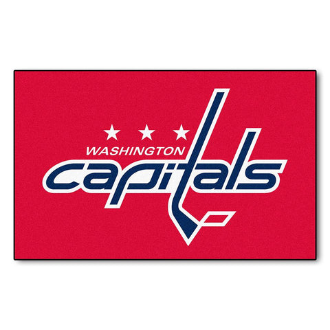 Washington Capitals NHL 5x8 Ulti-Mat  (60x96)