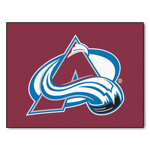 Colorado Avalanche NHL All-Star Mat (34x45)