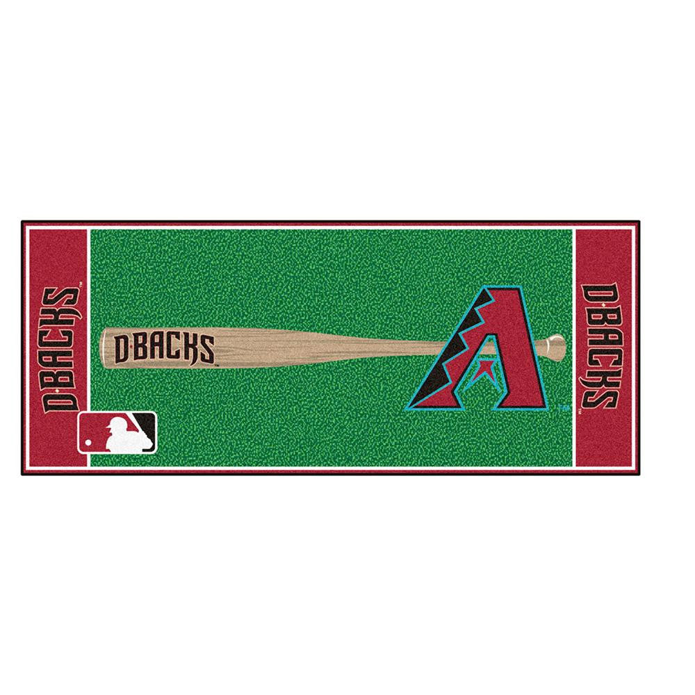 Arizona Diamondbacks MLB Floor Runner (29.5x72)