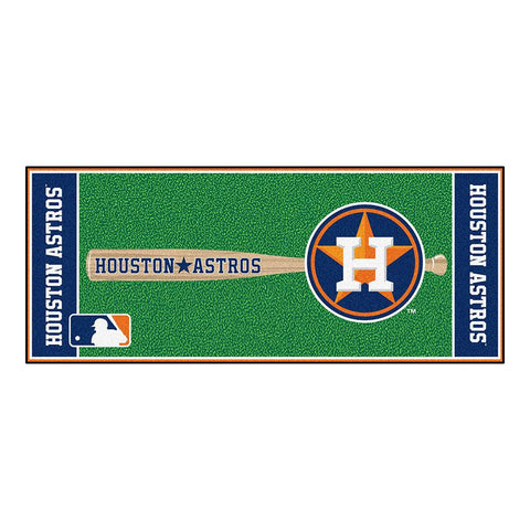 Houston Astros MLB Floor Runner (29.5x72)