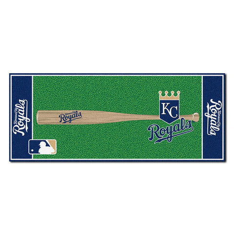 Kansas City Royals MLB Floor Runner (29.5x72)