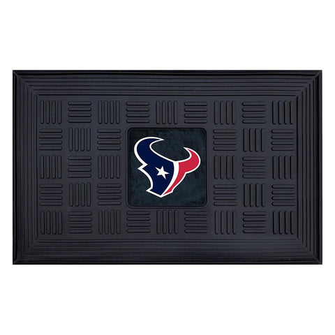 Houston Texans NFL Vinyl Doormat (19x30)