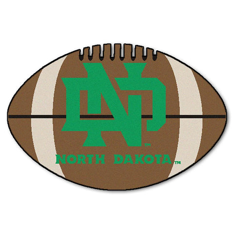 North Dakota Fighting Sioux NCAA Football Floor Mat (22x35)