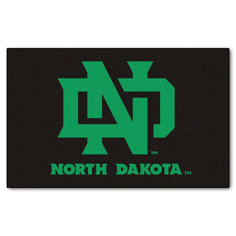North Dakota Fighting Sioux NCAA Ulti-Mat Floor Mat (5x8')