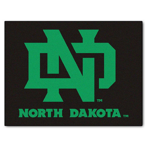 North Dakota Fighting Sioux NCAA All-Star Floor Mat (34x45)