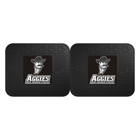 New Mexico State Aggies NCAA Utility Mat (14x17)(2 Pack)