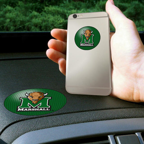 Marshall Thundering Herd NCAA Get a Grip Cell Phone Grip Accessory