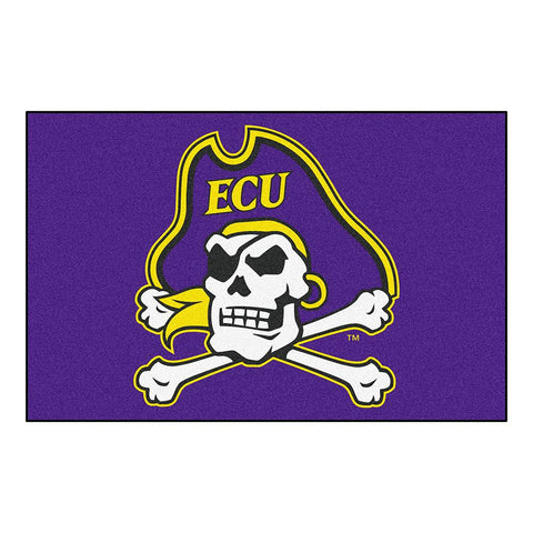 East Carolina Pirates NCAA Starter Floor Mat (20x30)