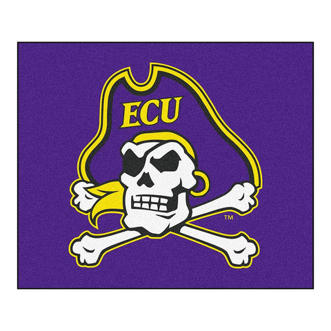 East Carolina Pirates NCAA Tailgater Floor Mat (5'x6')