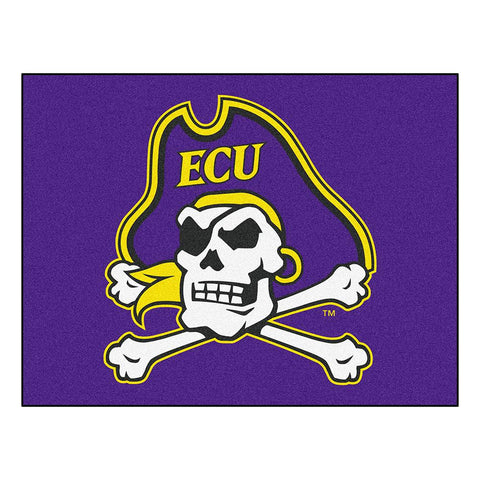 East Carolina Pirates NCAA All-Star Floor Mat (34x45)