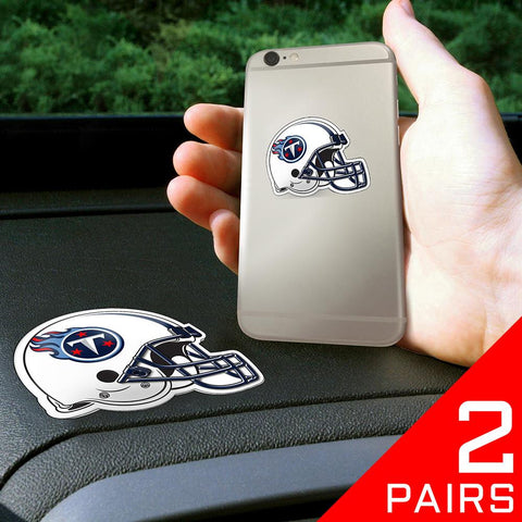 Tennessee Titans NFL Get a Grip Cell Phone Grip Accessory (2 Piece Set)