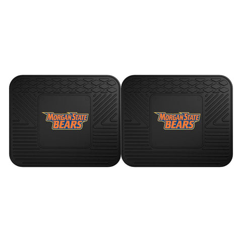 Morgan State Bears NCAA Utility Mat (14x17)(2 Pack)