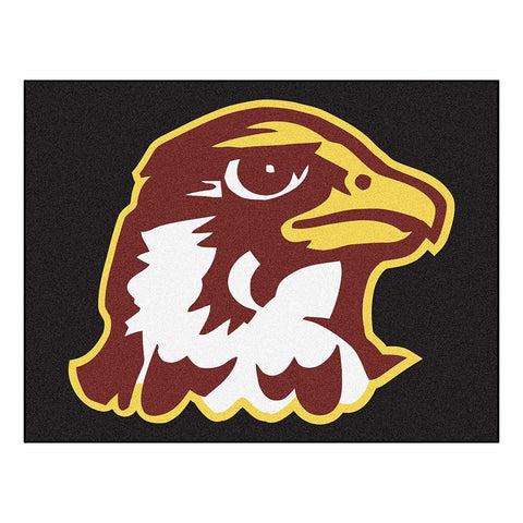 Quincy University NCAA All-Star Floor Mat (34x45)