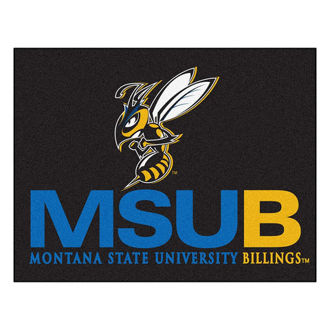 Montana State University Billings NCAA All-Star Floor Mat (34x45)