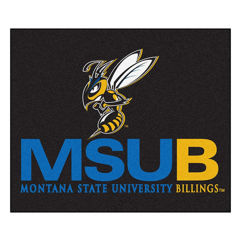 Montana State University Billings Yellowjackets NCAA 5x6 Tailgater Mat (60x72)