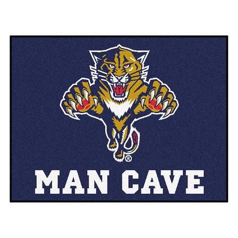 Florida Panthers NHL Man Cave All-Star Floor Mat (34in x 45in)